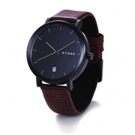 Montre Hygge 2203 Bordeaux